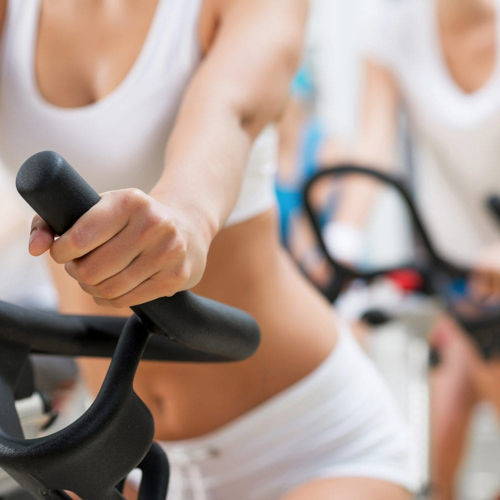 spin class course
