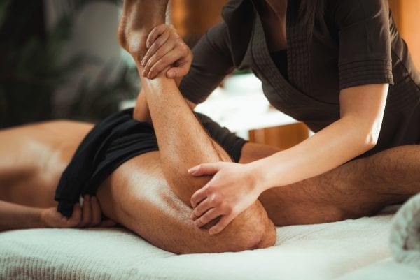 Level 3 sports massage course